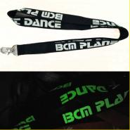 Lanyard With Night Flash Logo